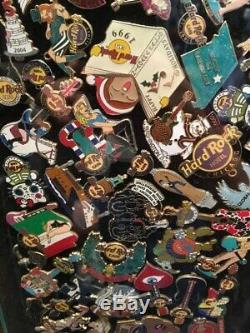 Hard Rock Cafe Pin Collections