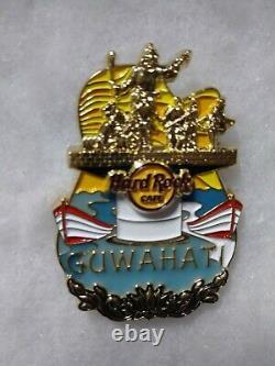 Hard Rock Cafe Pin Guwahati City Icon Series