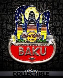 Hard Rock Cafe Pin Icon Baku