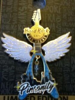 Hard Rock Cafe Pin Las Vegas Pinsanity V 2019 Set of 4