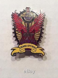 Hard Rock Cafe Pin Macau Staff