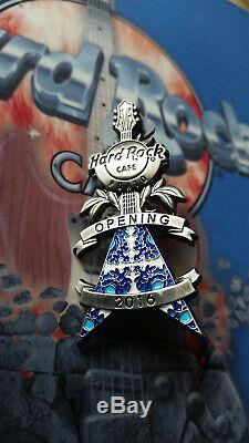 Hard Rock Cafe Pin Porto Grand Opening 2016