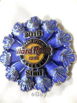 Hard Rock Cafe Pretoria GO STAFF'16 Pin