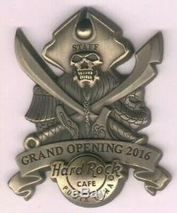 Hard Rock Cafe Punta Cana Grand Opening Staff Pin