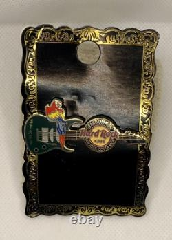Hard Rock Cafe San Jose Costa Rica Grand Opening Parrot STAFF pin