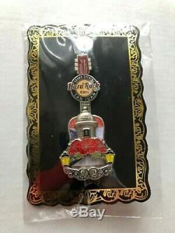 Hard Rock Cafe San Juan Grand Opening Staff Pin Free Shipping