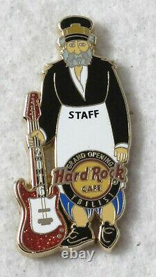 Hard Rock Cafe Tbilisi Grand Opening Staff 2016 Pin Amazing