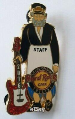 Hard Rock Cafe Tbilisi Grand Opening Staff Pin Le