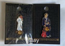 Hard Rock Cafe Tokyo Asakusa 2019 yukata kimono man&woman couple pin LE200 rare