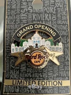 Hard Rock Cafe Whitefield Bengaluru Gos Pin