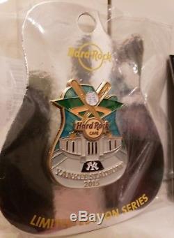 Hard Rock Cafe Yankee Stadium Icon Series Pin