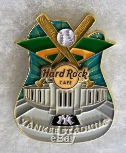 Hard Rock Cafe Yankee Stadium Ltd Edition Original Icon City Series Pin # 84474