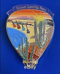 Hard Rock Hotel Los Cabos Grand Opening Staff Pin