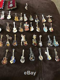 Hard rock cafe pins lot