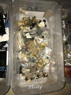 Huge 950 Hard Rock Cafe Hrc Pin Collection Locations All Over The World /le Wow