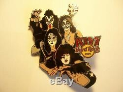 KISS See Series 2006 Hard Rock Cafe Group Pin Limited Edition Of Only 100 Pins