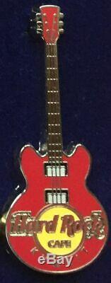 KUWAIT! Hard Rock Cafe Core Guitar Pin