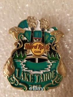 LAKE TAHOE, Hard Rock Cafe Pin, Icon Series