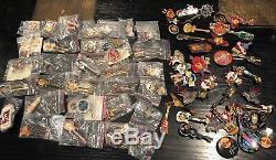 Lot Over 80+ Hard Rock Cafe Pins Make me An Offer