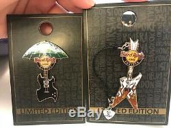New Hard Rock Pins Lot of 13 NWT