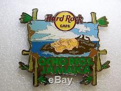 OCHO RIOS JAMAICA, Hard Rock Cafe, CITY VIEW Magnet Alternative NICE