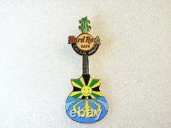 OCHO RIOS JAMAICA, Hard Rock Cafe Pin, PEACE, VHTF, LE Closed