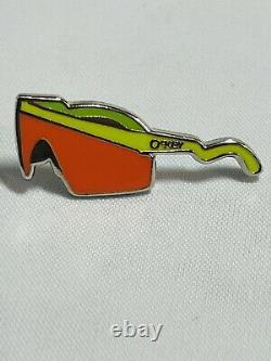 Oakley Pin Razorblades Rare Display Vintage Collectible Limited Ed Sunglasses
