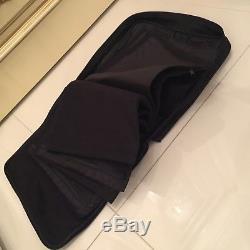 PIN Collectors LARGE BAG / CASE Hard Rock Cafe HRC ORIGINAL BLACK FOR PINS