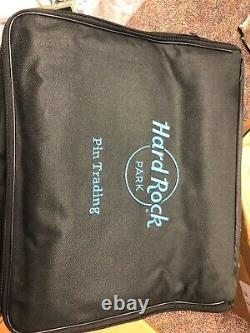 PIN Trading Storage BAG Pages for Hard Rock Olympic & Others PINS! New! Rare