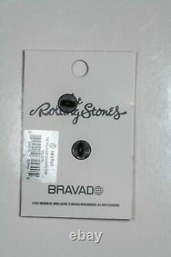 Rolling Stones Pin LIMITED Autograph Series Hardrock Cafe Signature Tongue Pin
