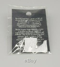 Slash Hard Rock Cafe Pin 2007 Hollywood Star 300 Limited Edition