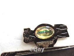 Super Rare VIP STAFF Hard Rock Cafe Pin Name Tag Magnet