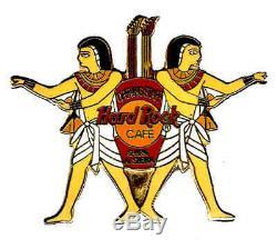 1998 Hard Rock Cafe Sharm El-sheikh Ouverture Du Personnel Pin