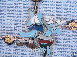 2012 Hard Rock Cafe Boston University Bridge (4) Le Guiter Pin (s) Casse-tête
