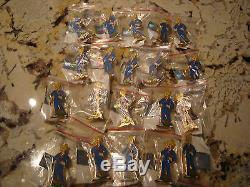 20 Lots Las Vegas 2001 Épingles De Costume De Spectacle De Fille Hard Rock Cafe Pin