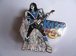 Baiser Étape Série 2005 Hard Rock Café Pin Set Of 4 Pins Limited Edition 200 Rare
