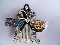 Baiser Las Vegas Série 2005 Hard Rock Cafe Pin Set Of 4 Limited Edition 300 Rare