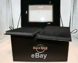 Boîte D'affichage À Goupille D'insertion De Panneau Hard Rock Cafe 11