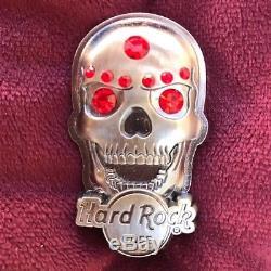 Broche Crâne 3d Hard Rock Cafe Édition Limitée 75