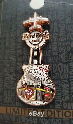 Café Hard Rock De Dubaï (dxb) Ouverture Officielle Du Personnel Staff, Version La Plus Rare 50 Le (rose)