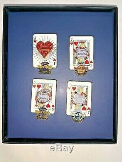 Cartes Grande Ouverture De Coeur Hollywood Floride Hard Rock Hôtel Casino 4 Pin Ltd 250