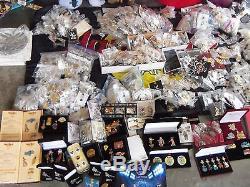 Collection À Vie De Hard Rock Cafe 1700 + Pins, 300 + Shot Shot, 200 + Articles Supplémentaires