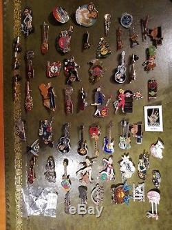 Collection Hard Rock Café Assortiment De Pins