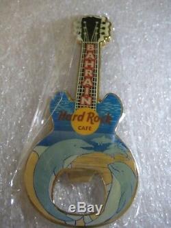 Décolleur De Bouteille Hard Rock Cafe Bahrain Rare