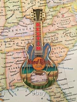 Destin Etats-unis Hard Rock Café Fermée Hrc Metal Guitar Magnet Décapsuleur