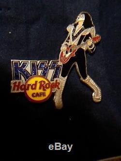 Entire 4 Pin Set Kiss 2006 Hard Rock Cafe Édition Limitée