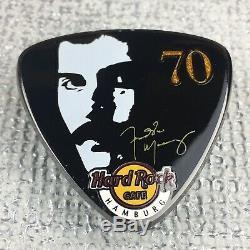 Freddie Mercury (queen) Badge Du 70e Anniversaire Du Hard Rock Cafe (2016) Hambourg