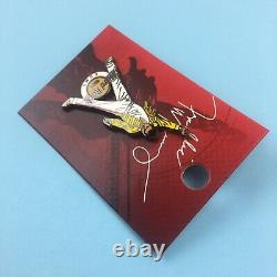 Freddie Mercury (queen) Hard Rock Cafe 2015 Limited Edition Pin Badge Rome