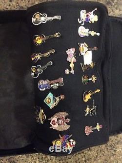 Hard Rock Cafe 162 Different Pins Collection Assortis De Partout Dans Le Monde