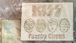 Hard Rock Cafe 1998 Baiser Psycho Circus Événement Rare Spécial Publicitaire Pin # 10060